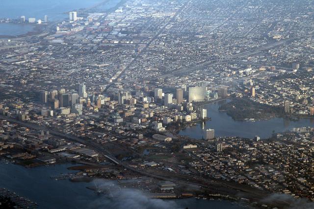 Oakland, CA property damage repairs after vandalism, fire damage, water damage, mold damage