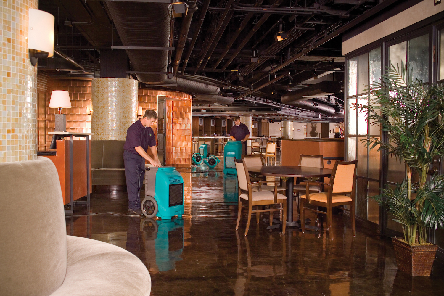 Water and Flood Damage Cleanup services in Alameda County, East Bay Area, CA