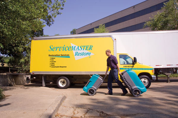 ServiceMaster Restoration Services by Ideal Group